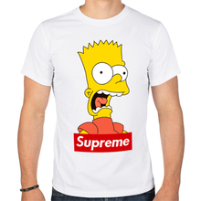 Мужская футболка «Supreme»