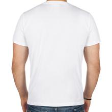 Мужская футболка «Торс с тату»